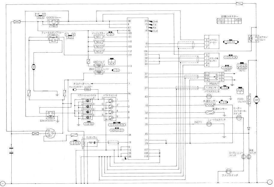 180sx Wiring Diagram : S sr det wiring harness diagram images